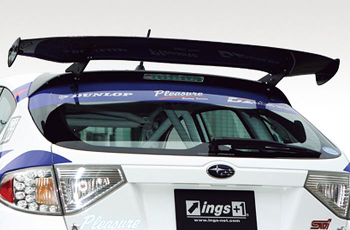 Subaru Impreza Roof Rack >> IMPREZA WRX STI GRB [APPLIDE A] ~ ings